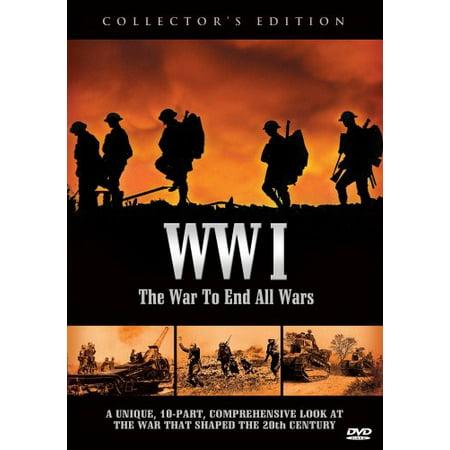 World War I: The War To End All Wars (Wcw World War 3 1996 Part 1)