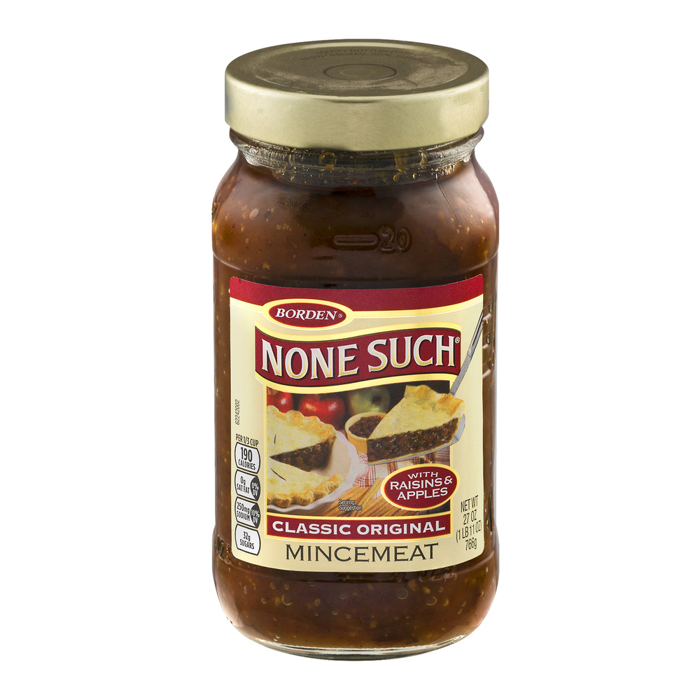 Borden None Such Classic Original Mincemeat, 27.0 OZ