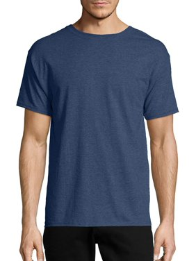 329ac0585 Product Image Hanes Men's ecosmart soft jersey fabric short sleeve t-shirt
