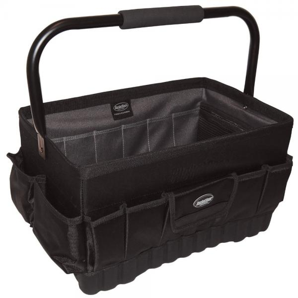 Bucket Boss 74018 Pro Box 18 Tool Tote by Bucket Boss