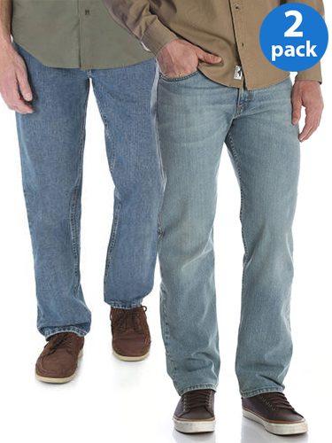Big Men's 5 Star Relaxed Fit 5 Star Relaxed Fit Jean with Flex Bundle