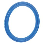RUBBERFAB 42MPE-050 Gasket,Size 1/2 In,Tri-Clamp,EPDM