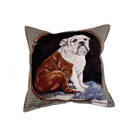Decorative Pillow With Dog :