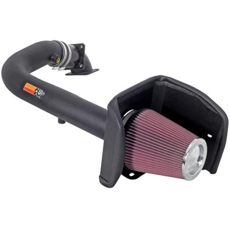 K&N Performance Cold Air Intake Kit 57-2556 with Lifetime Filter for ford Expedition/F150, Lincoln Mark LT 5.4L