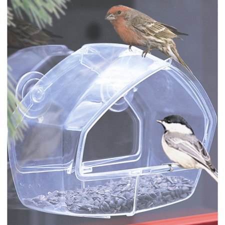 Perky Pet Window Tray Bird (Perky Pet Window)