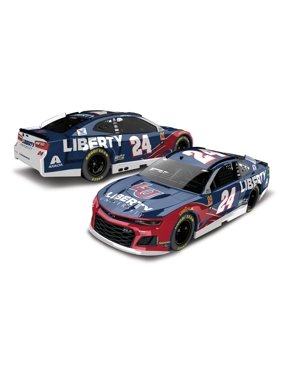 William Byron Action Racing 2019 #24 Liberty University 1:24 Regular Paint Die-Cast Chevrolet Camaro ZL1