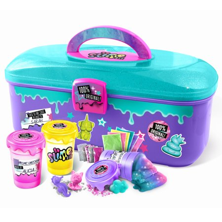 Slime Case Shaker Storage Set - Slime Kit