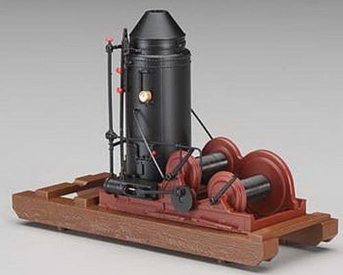 Bachmann 27301 On30 Assembled Steam Log Skidder  (Non Ope...