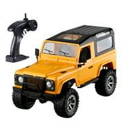 FY003A 1/16 RC Car 4WD off-Road SUV RC Desert Truck High Speed Remote Control Car RTR