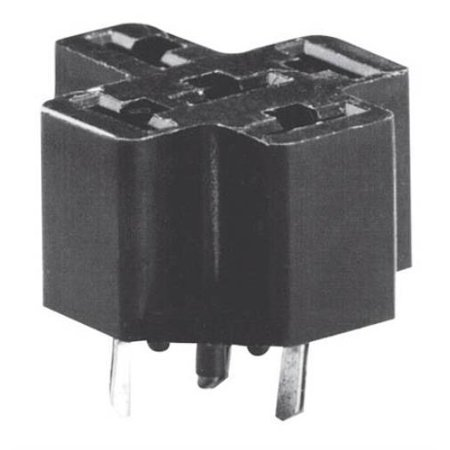 oard Mount Socket 40A Relay 12VDC SPDT 5 pin 2 Pack (40a Electronic)