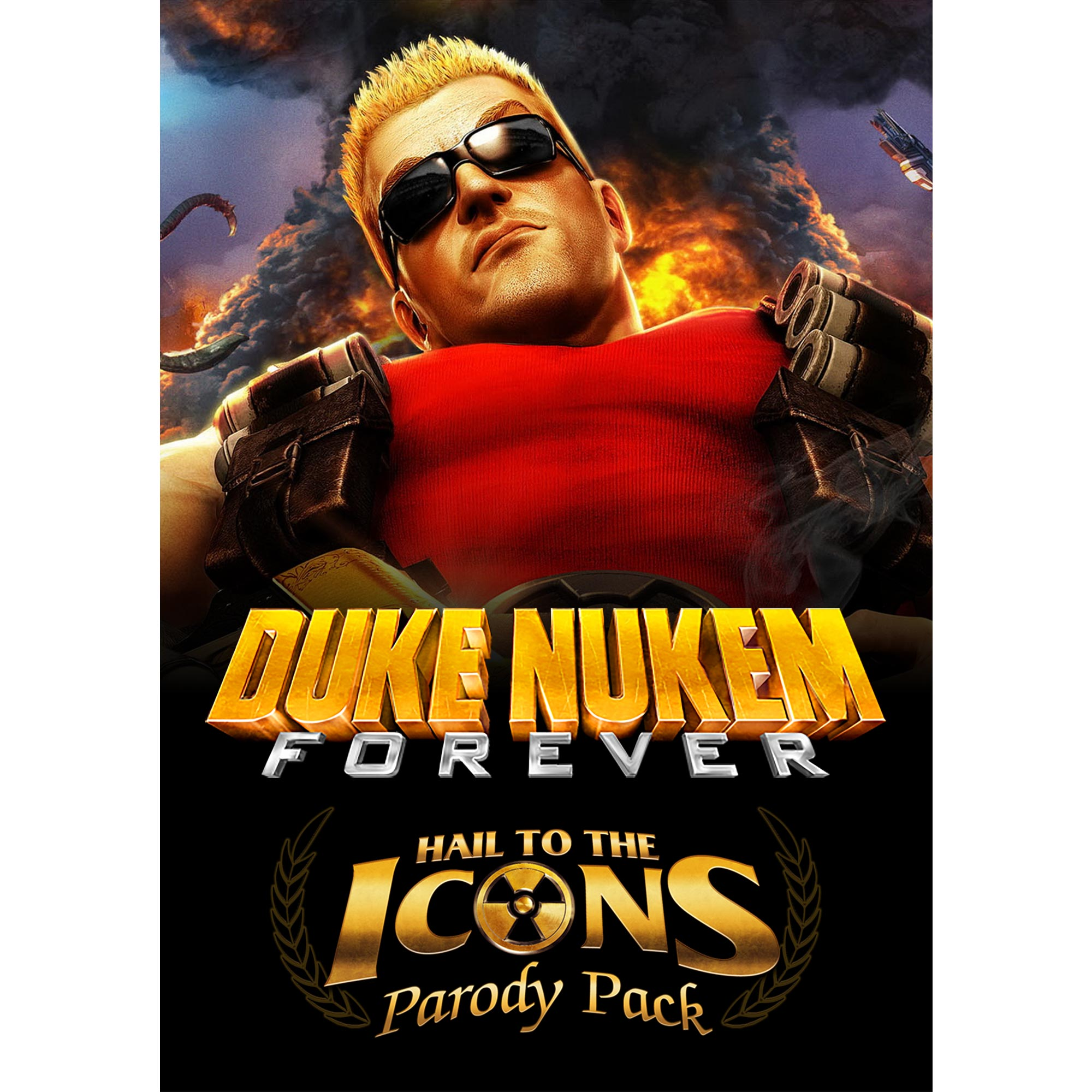 Duke Nukem Forever: Hail to the Icons Parody DLC (PC)(Digital Download)