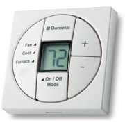 Dometic 3313189.000 Single Zone LCD Thermostat & Control Kit Replace 3107541.009