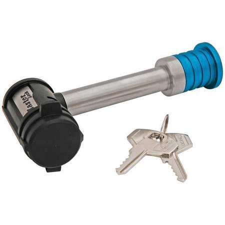 Towing Barbell Receiver Lock,5/8 In MASTER LOCK 1480KAWWG0340