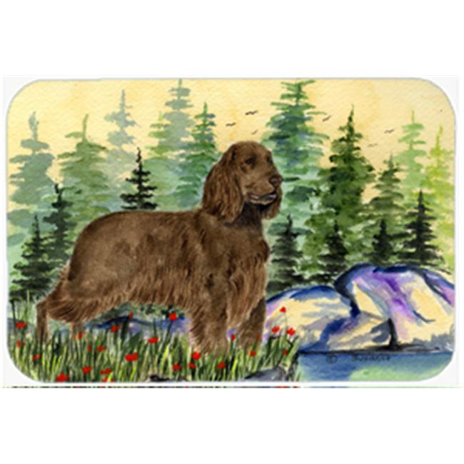 Carolines Treasures SS8131MP 8 x 9.5 in. Field Spaniel Mouse Pad, Hot Pad or Trivet - image 1 of 1