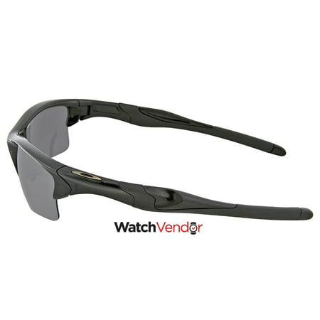 7ef45457d709e Oakley Half Jacket 2.0 XL Sunglasses - Polished Black Black - image 1 of 3  ...