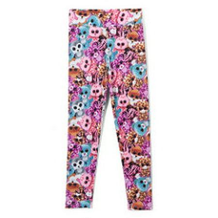 TY Beanie Boo - TY Beanie Boo 'Pinky,Leona, Dotty' Leggings - Walmart.com