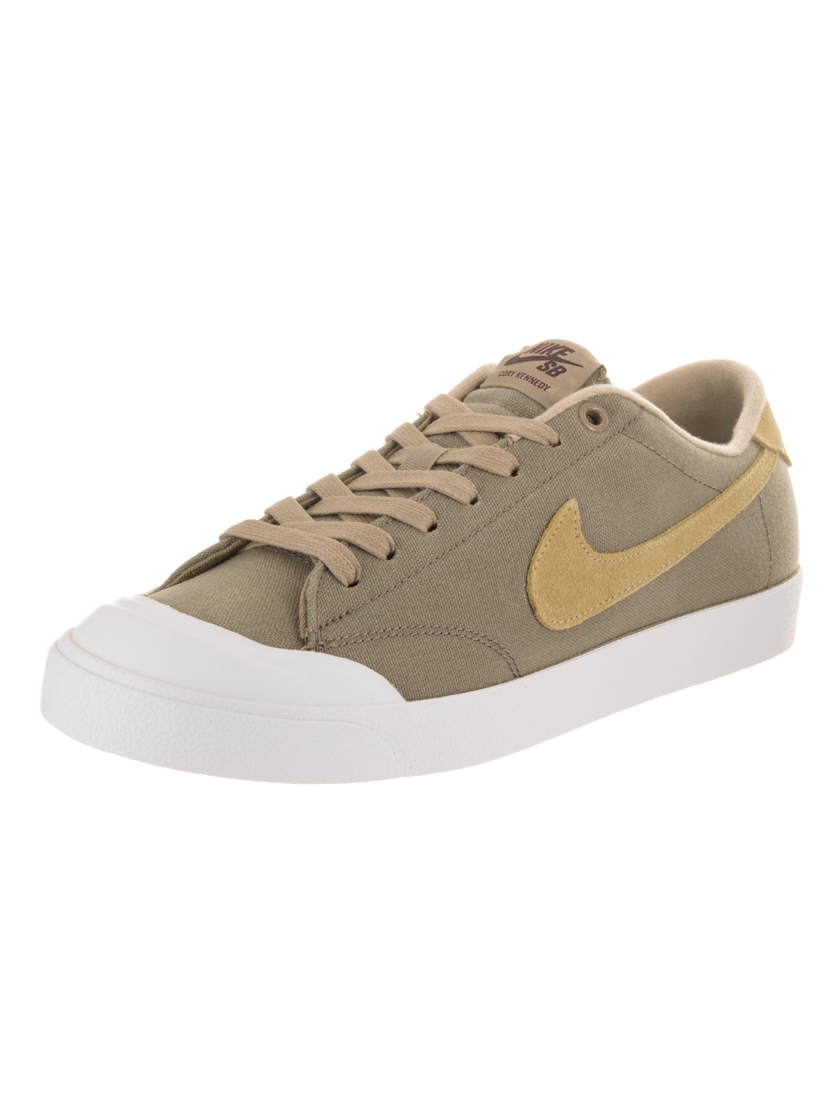 Nike Men's Zoom All Court Ck Skate Shoe