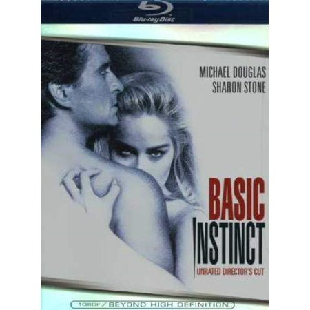 Basic Instinct (Unrated Director's Cut) [Blu-ray] - Halloween 2 Unrated Director's Cut