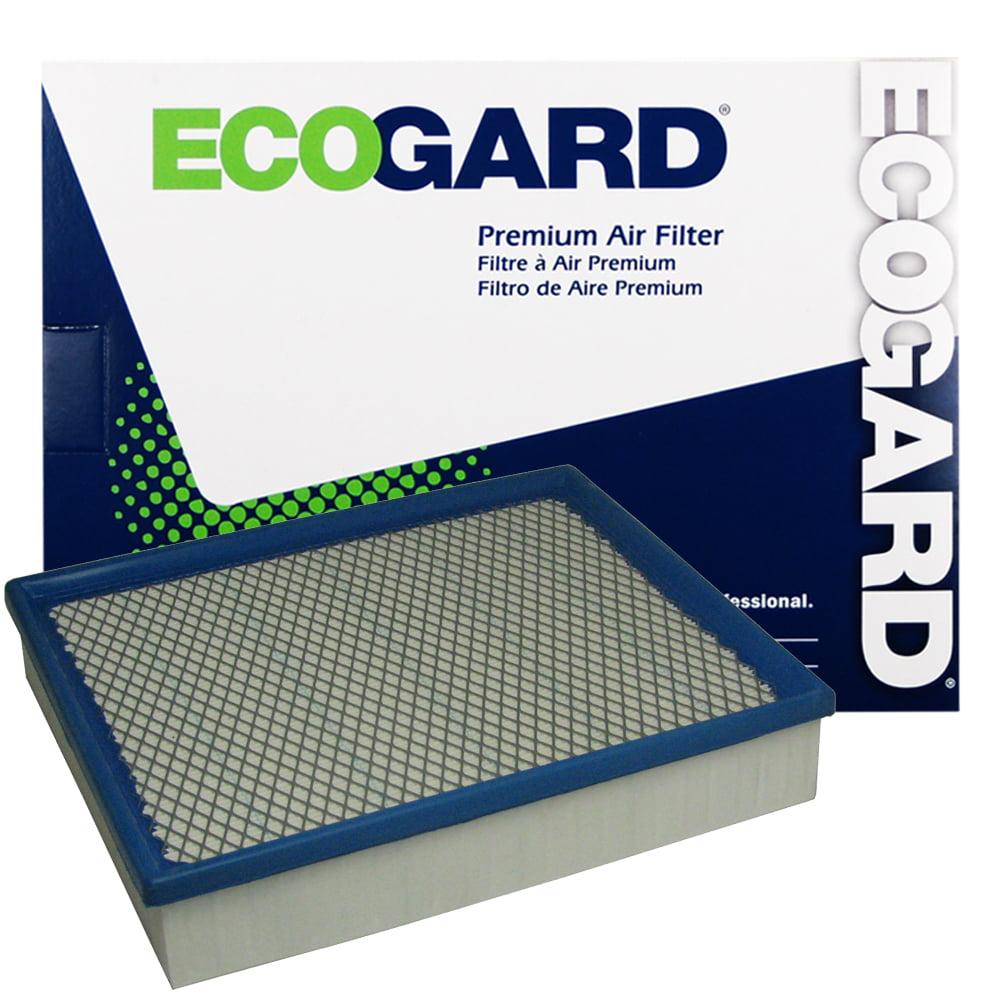 ECOGARD XA5314 Premium Engine Air Filter Fits Chevrolet Avalanche 1500, Silverado 1500, Tahoe GMC Sierra 1500, Chevrolet Tahoe, Suburban 1500, Silverado 2500 HD, GMC Yukon, Yukon XL 1500,
