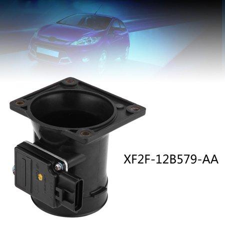 Dilwe Mass Air Flow Meter Sensor MAF for Ford Mazda Mercury 2.0 3.0L 3.8L 4.0L 98-06 XF2F-12B579-AA, Mass Air Flow Sensor, Mass Air Flow Sensor Meter