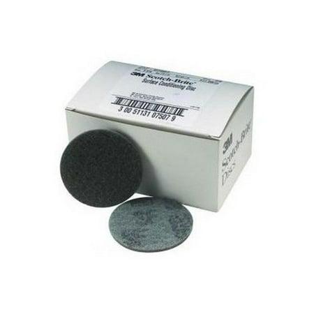 3M Company 3M7507 Superfine 3   Scotch Brite Disc  25Pk