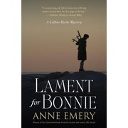 Collins-Burke Mystery: Lament for Bonnie: A Collins-Burke Mystery (Paperback)