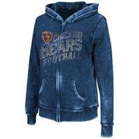 0f00170a9 Product Image Chicago Bears Women s Majestic Sport Princess III Full Zip  Sweatshirt