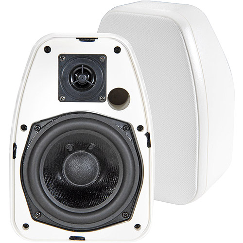 BIC Venturi ADATTO DV52Siw Adatto Indoor/Outdoor Speakers (White)