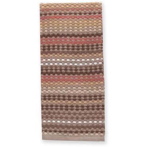 **DNP***MAINSTAYS YARN DYE RED KITCHEN TOWELS