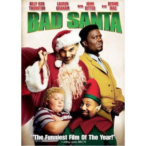 Bad Santa (With INSTAWATCH) (Widescreen)