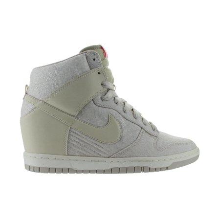 4882c996691 ... Nike - Womens Nike Dunk Sky HI TXT Light Orewood Brown Sail Pink  644410-100 ...