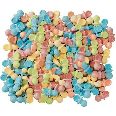 Wilton party favor candy pacifier 12 oz 1006 540 - Wilton baby shower favors ...