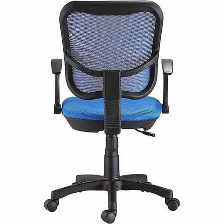 Techni Mobili Blue Mesh Kids Task Chair Walmart Com