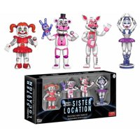 "Funko 2"" Action Figure: Five Nights at Freddy's - Sister Location 4 Pack Set 1"