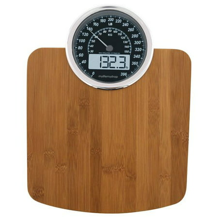 My Life My Shop Balance 2 Digital Body Scale - Walmart.com