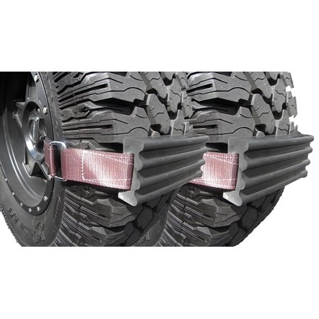 Trac-Grabber OT1 The Get Unstuck Traction Solution for Oversized (Best Place To Get Cheap Tires)