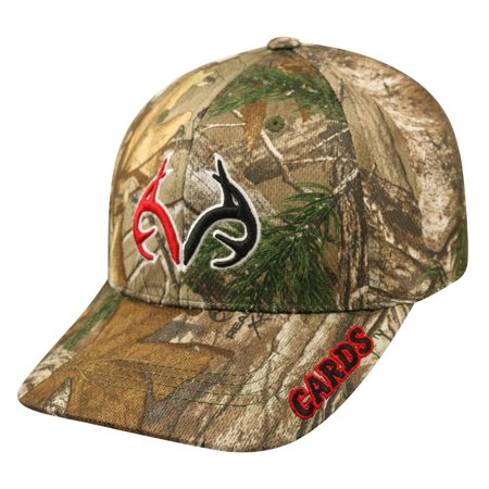 finest selection 159cb fd20a Realtree Logo Louisville Cardinals Camo Hat Stretch One Fit - Walmart.com