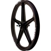 ACS Z Mag 20 Front Wheel 5 Spoke 3/8 Axle Black
