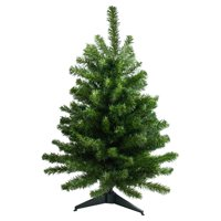 Northlight 3 ft. Unlit Artificial Natural Two Tone Pine Artificial Christmas Tree