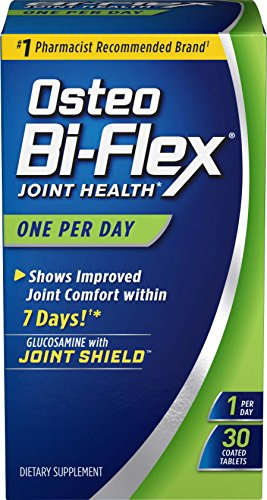 4 Pack - Osteo Bi-Flex One Per Day, 30 Coated Tablets Each