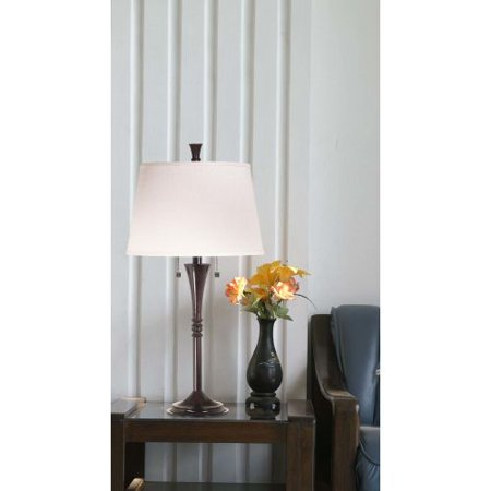 Kenroy Home 30843 Park Avenue 2 Light Floor And Table Lamps
