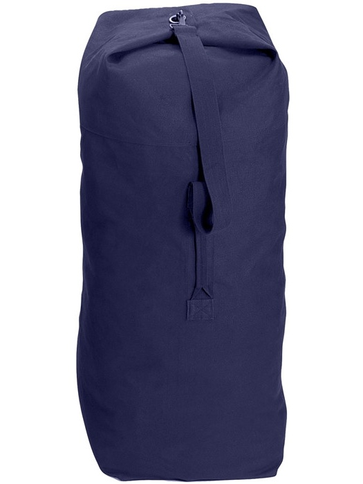 "Rothco Heavyweight Top Load Canvas Duffle Bag, 25"" X 42"", Olive Drab"