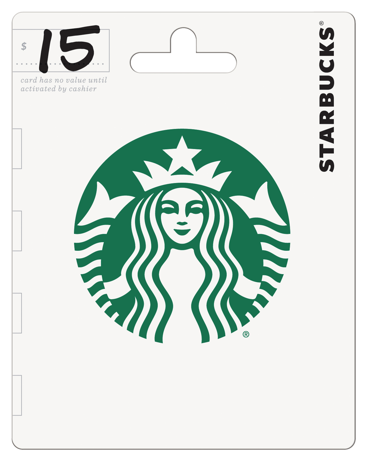 Starbucks $7 Gift Card - Walmart.com