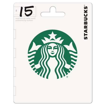 Starbucks $15 Gift Card - Gift Card Shower
