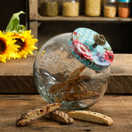 The Pioneer Woman Melody Embossed Treat Jar