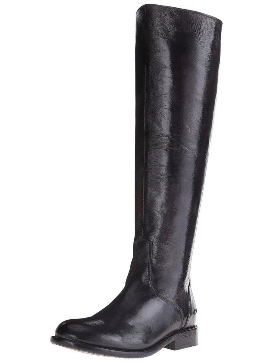 Bed Stu Tess Womens Black Glaze Boots