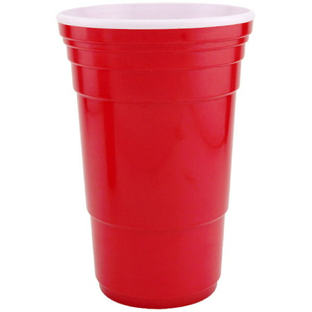 The Icon XL Reusable Red Cup - 32 oz ()
