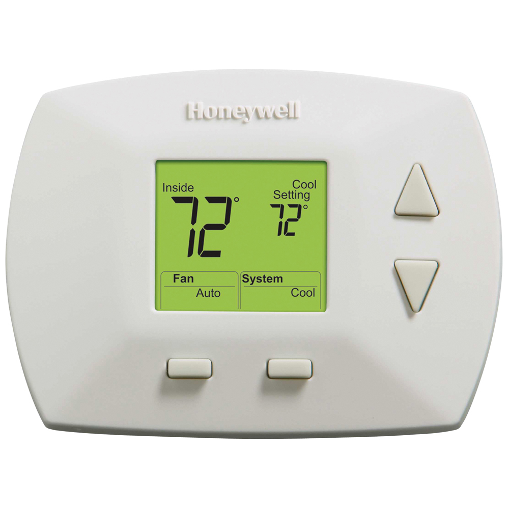 Honeywell RTH5100B1025 K1 Deluxe Manual Thermostat by Honeywell