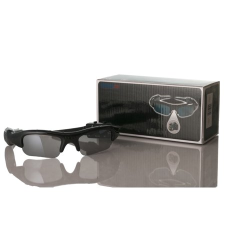 Journalist Easy Laptop Connect Video Camcorder Sunglasses Rechargeable - image 5 of 8