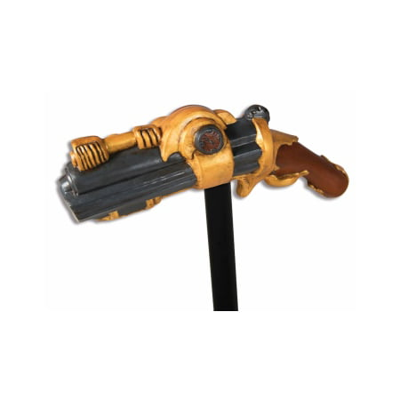 Steampunk Pistol Cane Halloween Costume Accessory](Halloween Costumes Steampunk)